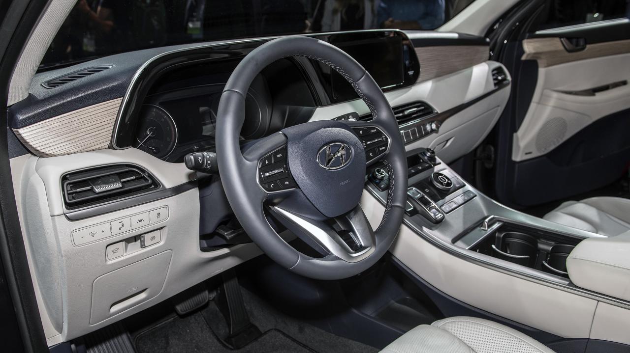 Hyundai Palisade 2020 bất ngờ xuất hiện tại Việt Nam