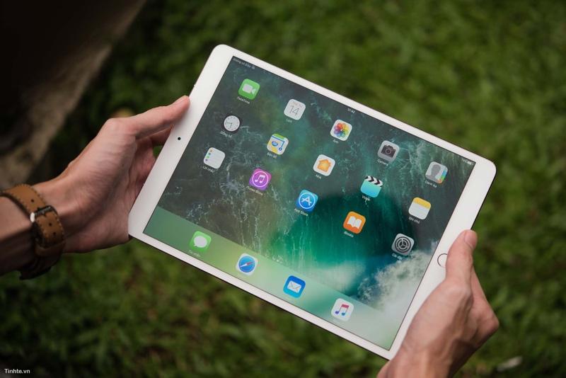 iPad Pro 10,5 inch về Việt Nam, giá bản cao nhất gần 22 triệu
