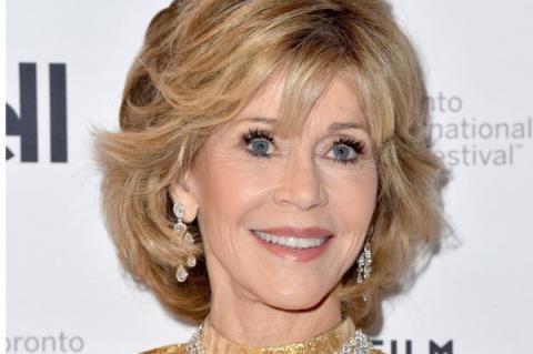 Jane Fonda được tôn vinh nhờ đóng góp lớn cho điện ảnh
