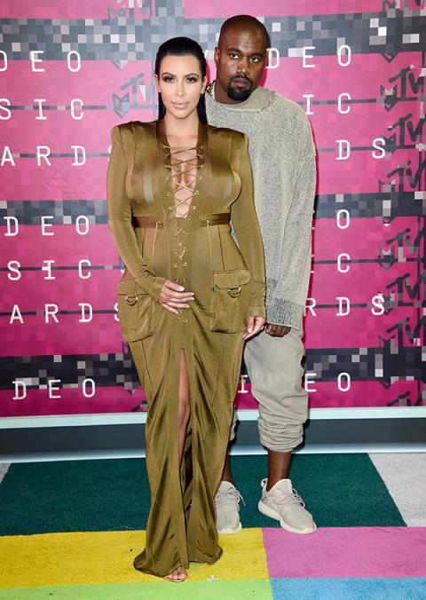 Kanye West tuyên bố sẽ tranh cử tổng thống Mỹ trong lễ trao giải MTV