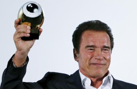 'Kẻ hủy diệt' được trao giải 'biểu tượng' tại LHP Zurich