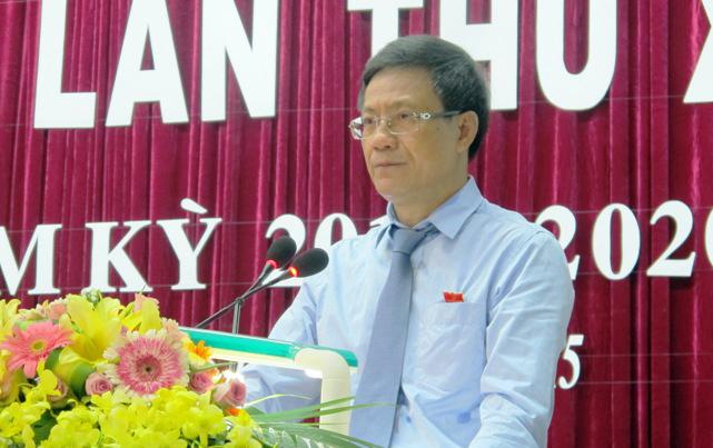 Khai mạc Đại hội Đảng bộ huyện Quảng Trạch lần thứ XXIV, nhiệm kỳ 2015-2020