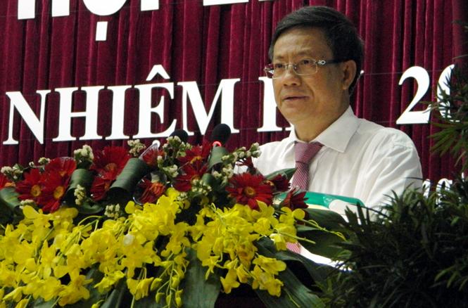 Khai mạc Đại hội Đảng bộ thị xã Ba Đồn lần thứ XXIV, nhiệm kỳ 2015-2020