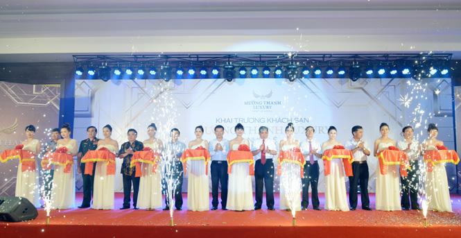 Khai trương Khách sạn Mường Thanh Luxury Nhật Lệ