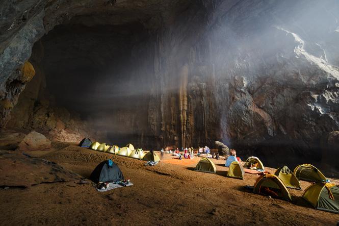 Khám phá Sơn Đoòng để quảng bá thương hiệu du lịch Quảng Bình ra thế giới