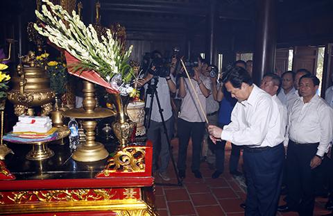 Hàng loạt sự kiện kỷ niệm 250 năm ngày sinh Đại thi hào Nguyễn Du