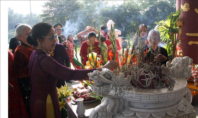Khánh thành Đền thờ Chủ tịch Hồ Chí Minh và Đại tướng Võ Nguyên Giáp tại Quảng Trị