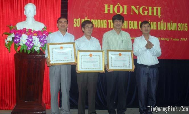 Khối thi đua các ngành Văn hóa-Xã hội triển khai nhiệm vụ 6 tháng cuối năm 2015