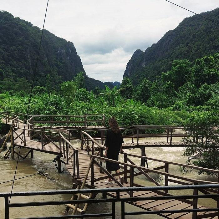 Không phải Nhật Lệ, suối nước Mọoc mới là địa điểm 'gây sốt' tại Quảng Bình