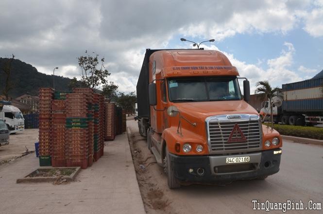 Kim ngạch hàng hoá xuất nhập khẩu qua cửa khẩu quốc tế Cha Lo đạt 930 triệu USD