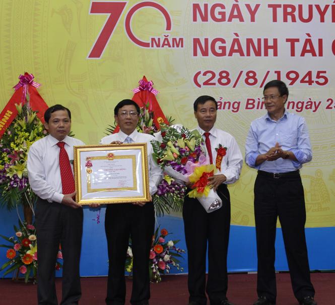 Kỷ niệm 70 năm ngày thành lập ngành Tài chính Việt Nam