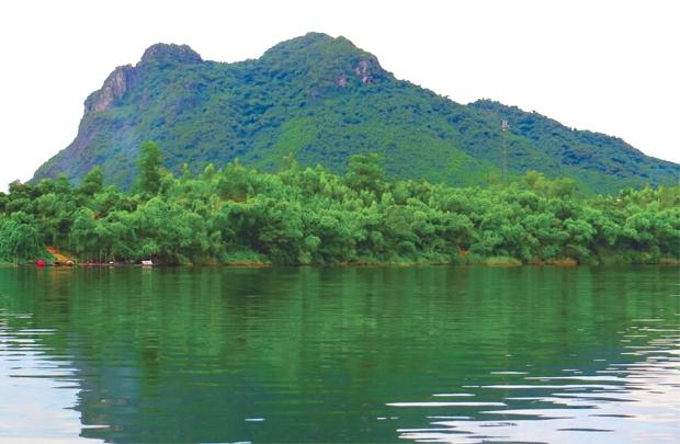 Kỳ bí con sông Vân Kiều: Bài 1: Hùng vĩ xứ sơn khê