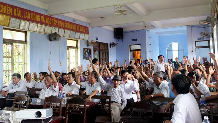 Kỳ họp thứ 8, HĐND tỉnh khóa XVII: Lãnh đạo các cơ quan, đơn vị trả lời ý kiến, kiến nghị của cử tri