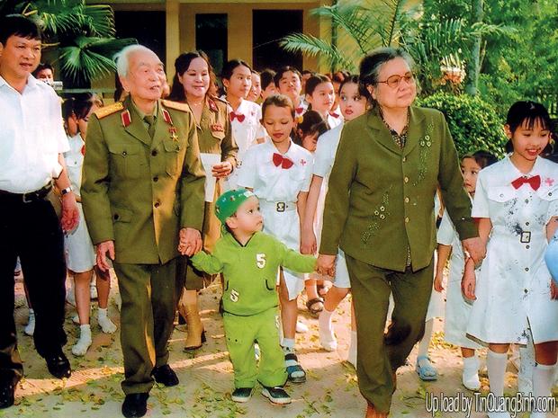 Ký ức tuổi thơ và mối tình đẹp nhất của tướng Giáp