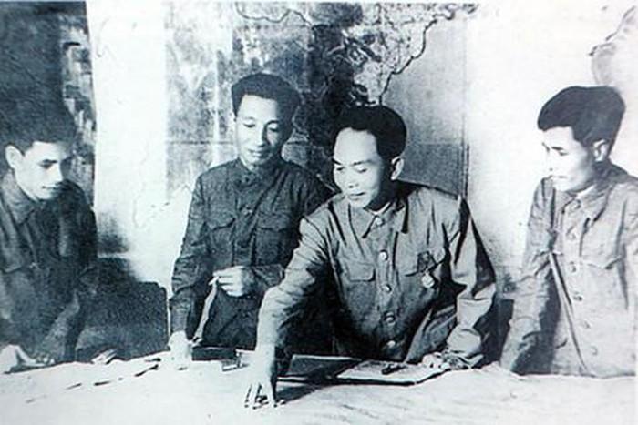 Lần đầu công bố tư liệu về tư duy nghệ thuật quân sự tài ba của Đại tướng Võ Nguyên Giáp
