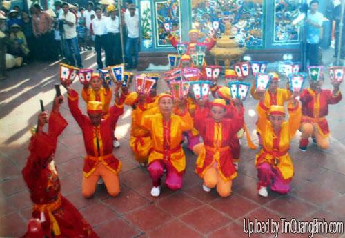 Lễ hội cầu ngư Hải Ninh