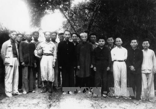 Lễ phong quân hàm cho Đại tướng Võ Nguyên Giáp