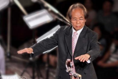Lễ viếng nhạc sĩ Nguyễn Thiện Đạo