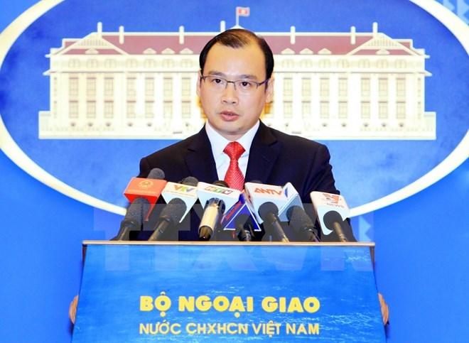 Lên án việc tàu Thái Lan truy đuổi, tấn công tàu cá Việt Nam