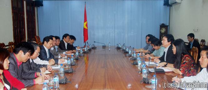 Liên hoan Truyền hình toàn quốc lần thứ 35 sẽ được tổ chức tại Quảng Bình