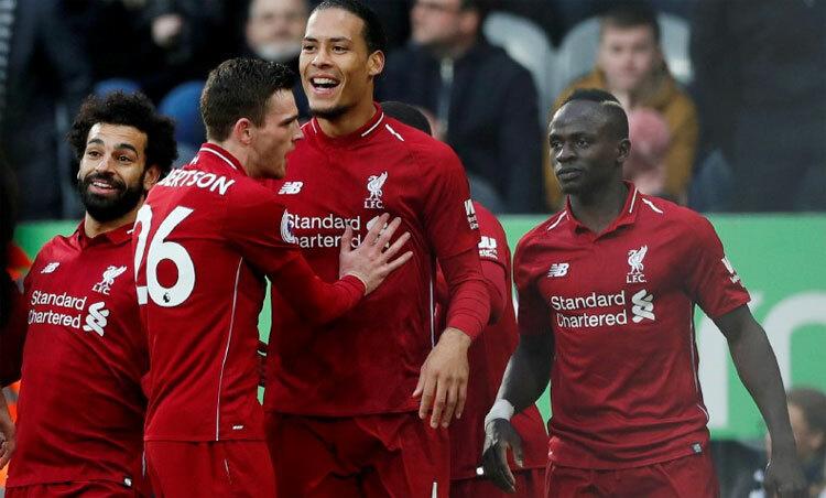 Liverpool áp đảo đội hình tiêu biểu UEFA