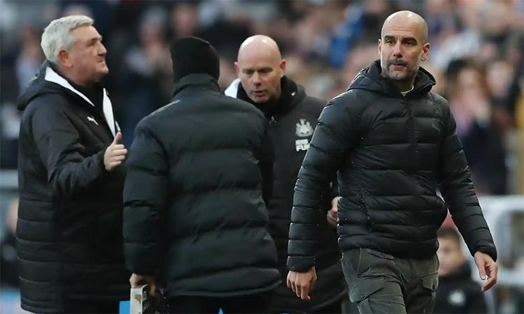 Man City bị cầm hoà trên sân Newcastle