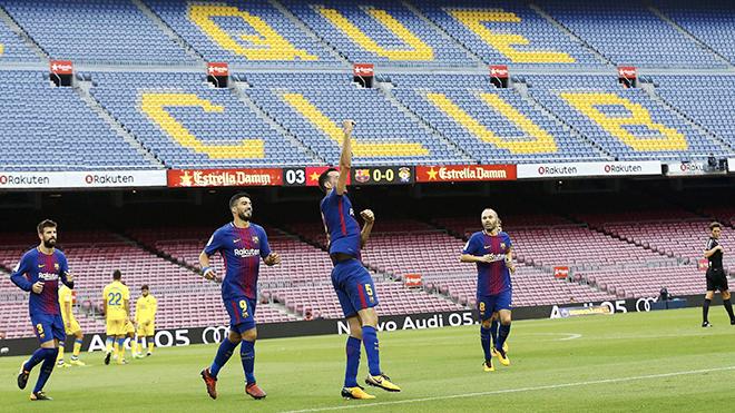 Mất Barca, La Liga sẽ thành giải... Scotland
