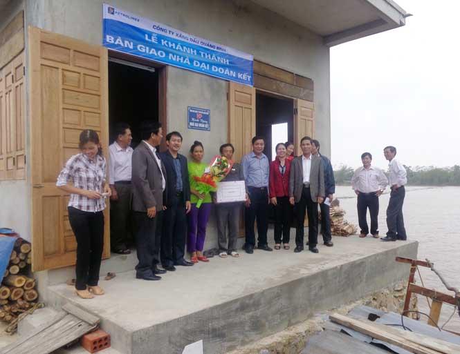 Mặt trận TQVN huyện Lệ Thủy: Tham gia xây dựng chính quyền, góp phần phát triển kinh tế-xã hội