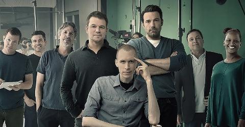 Matt Damon vướng 'vạ miệng' cùng chương trình truyền hình tai tiếng