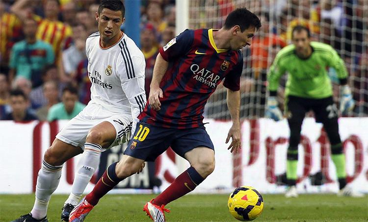 Messi: 'Mọi người sẽ nhớ mãi cuộc đấu giữa tôi và Ronaldo'