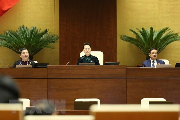 Miễn nhiệm Chủ tịch QH khóa XIV, Chủ tịch Hội đồng bầu cử quốc gia