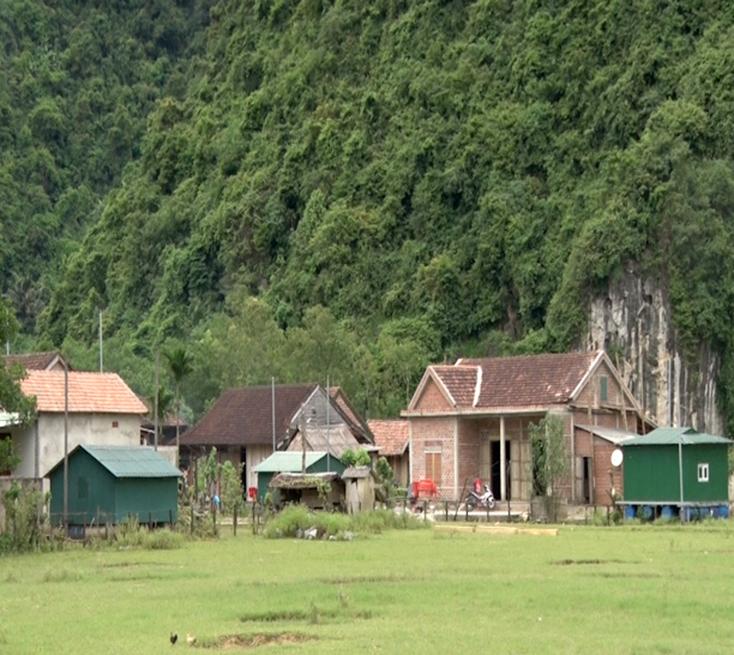 Minh Hoá: Ổn định cuộc sống nhờ vốn vay hỗ trợ làm nhà ở