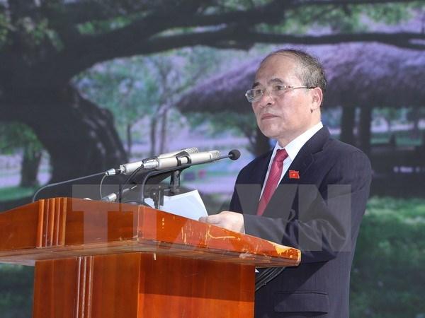 Míttinh kỷ niệm 70 năm Quốc dân Đại hội Tân Trào tại Tuyên Quang