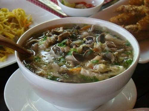 Món ngon dễ gây nghiện trên quê hương Đại tướng Võ Nguyên Giáp