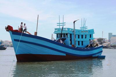Một ngư dân gặp nạn và tử vong trên biển