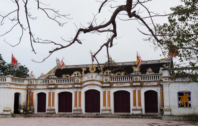 Mỹ thuật đình làng Quảng Bình