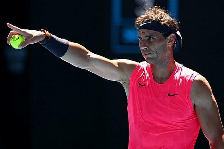 Nadal thắng trận ra quân Australia Mở rộng
