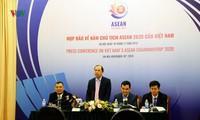 Năm Chủ tịch ASEAN: Việt Nam kiên trì đối thoại giải quyết các tranh chấp