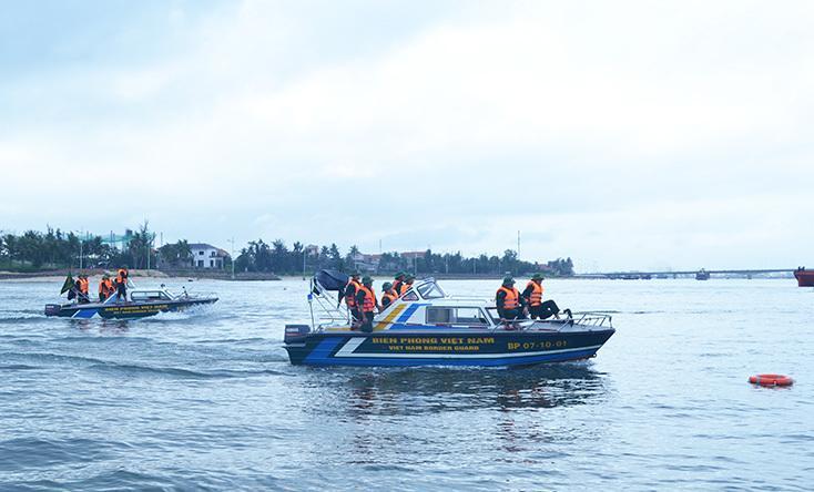 Nâng cao nhận thức pháp luật cho nhân dân vùng biên giới, hải đảo