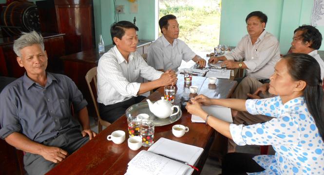 Nâng cao vai trò và hoạt động của đảng bộ bộ phận