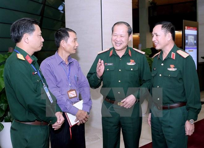 Nâng hạn tuổi phục vụ tại ngũ của quân nhân chuyên nghiệp