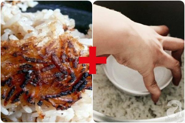 Nấu cơm bị sống, nhão... đừng vội vứt đi, áp dụng mẹo này cơm lại ngon như thường