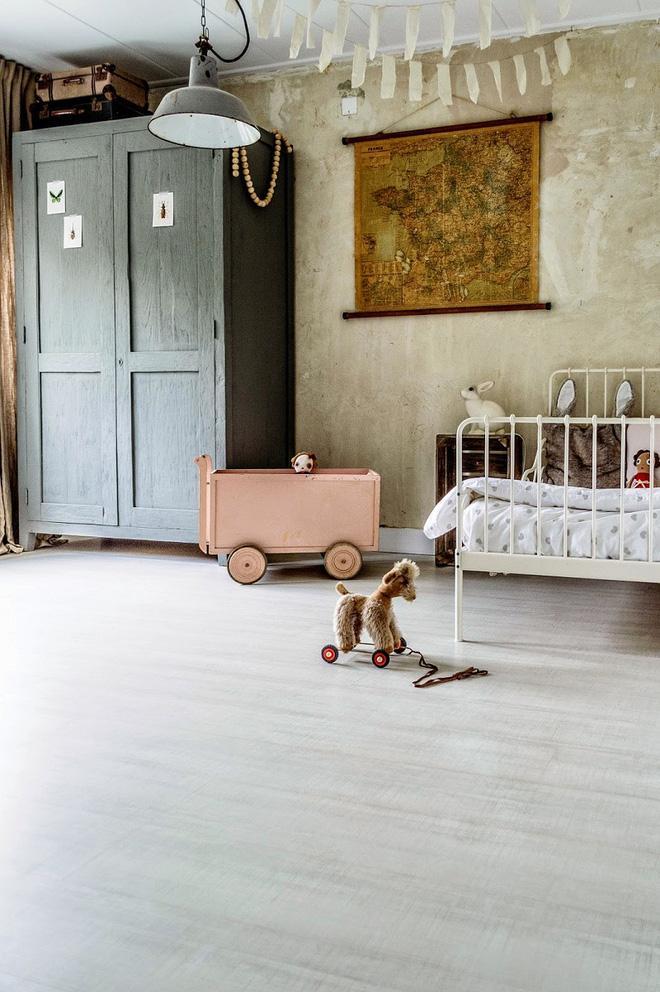 Nếu được sở hữu những phòng ngủ lung linh như thế này hẳn bé nhà bạn sẽ rất thích