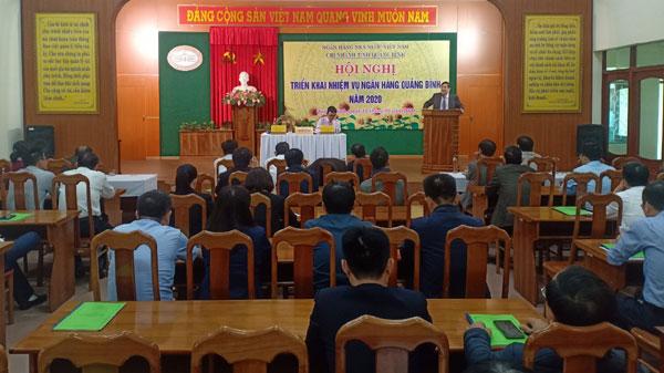 Ngân hàng Nhà nước Chi nhánh Quảng Bình tổng kết hoạt động Ngân hàng Quảng Bình năm 2019