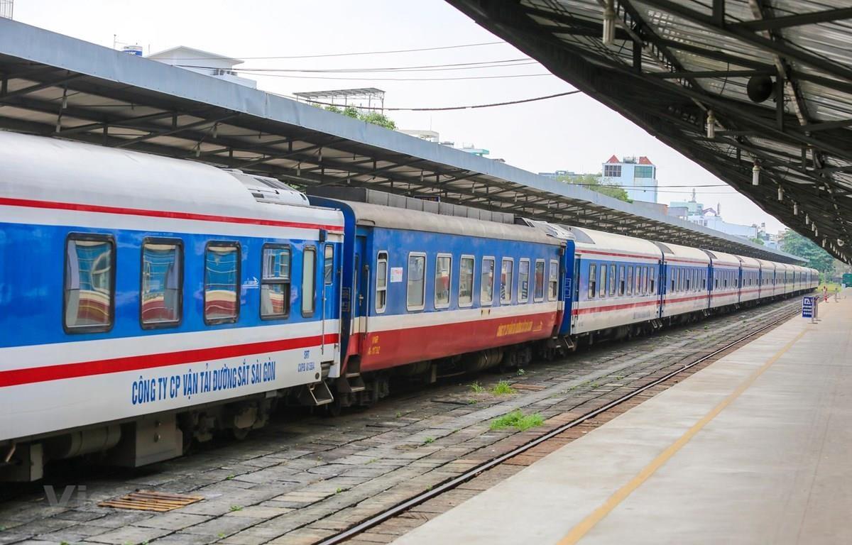 Ngành đường sắt dự kiến tổ chức chạy lại tàu khách từ ngày 1-10