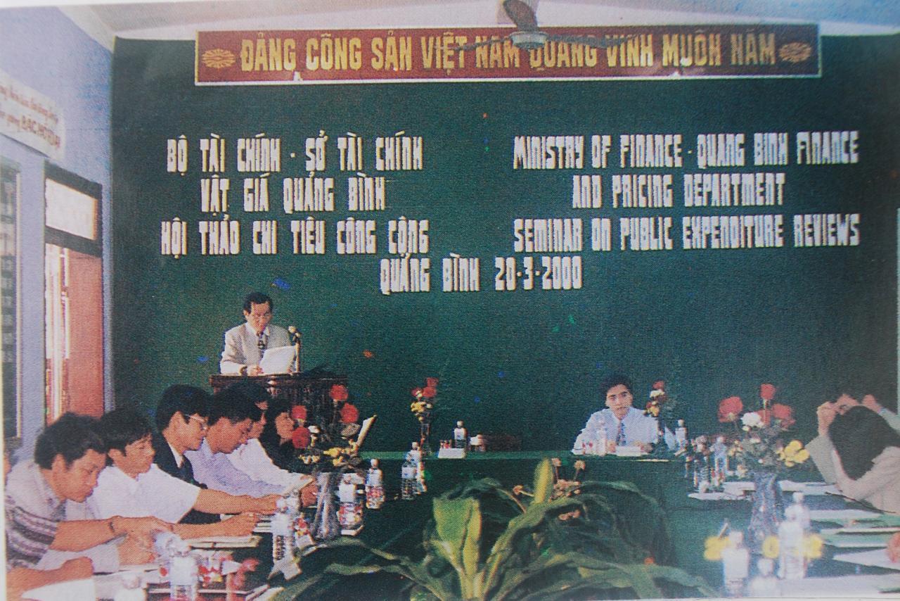 Ngành Tài chính Vật giá Quảng Bình thời kỳ tái lập tỉnh: Vượt lên gian khó