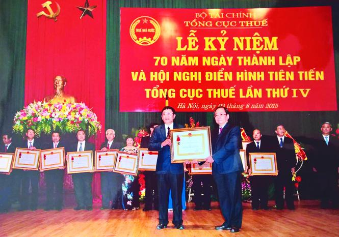 Ngành Thuế Quảng Bình: Dấu ấn một chặng đường