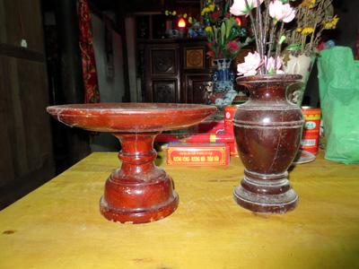 Nghề tiện gỗ Văn La