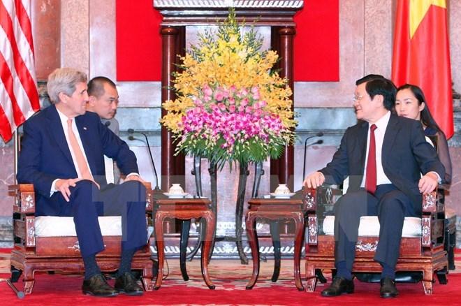 Ngoại trưởng Hoa Kỳ chúc mừng 70 năm Quốc khánh Việt Nam