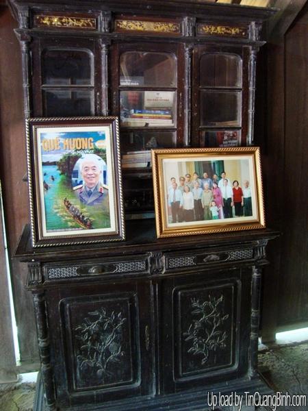 Ngôi nhà bình dị thời thơ ấu của Tướng Giáp